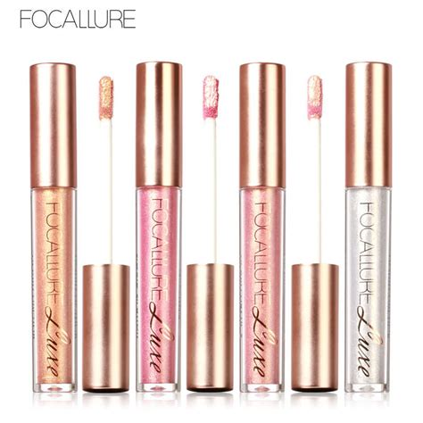 Ton Ton Color Up Liquit Lipstik Nka focallure 1pcs chameleon liquid lipstick 10 colors matte lipstick waterproof
