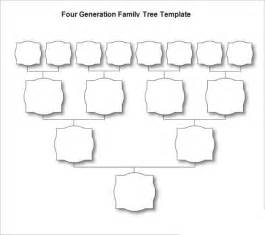 family tree template for pages blank family tree template 31 free word pdf documents