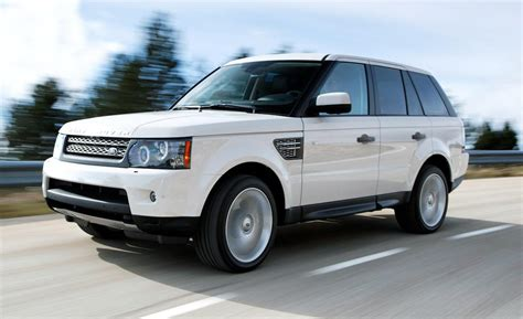 land rover range rover sport car and driver