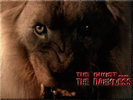 film ghost of the darkness the ghost darkness movies entertainment background
