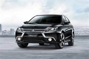 Mitsubishi Lancer 2017 Mitsubishi Grand Lancer Unveiled Officially