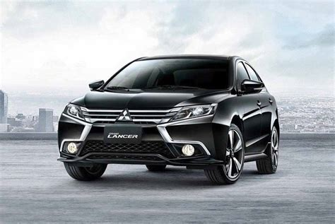 mitsubishi grand lancer 2017 mitsubishi grand lancer unveiled officially