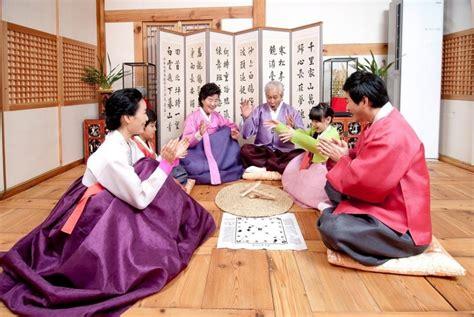Hanbok Remaja liburan seollal remaja korea tolak kenakan hanbok