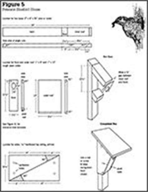 peterson bluebird house plans peterson bluebird nesting box peterson free engine image for user manual download
