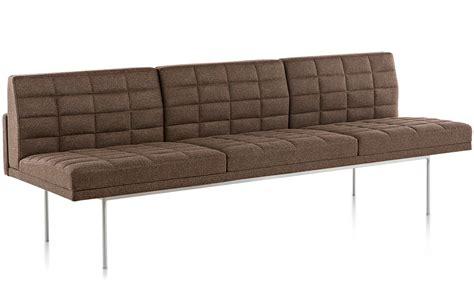 tuxedo sofa herman miller tuxedo sofa without arms hivemodern com