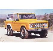 1974 1975 1976 And 1977 Ford Bronco  HowStuffWorks