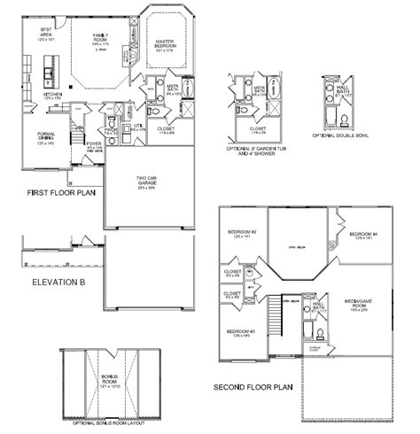 home floor plans knoxville tn floor plans