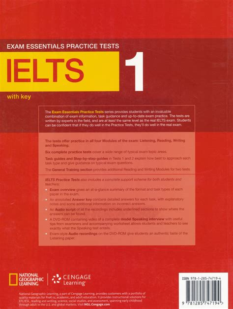 Essentials Ielts Practice Test 2 With Key essentials practice tests ielts 1 with key and dvd