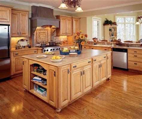 Light Maple Kitchen Awesome Light Maple Kitchen Cabinets Kitchens Maple Kitchen Cabinets Maple