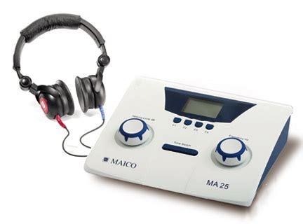 screening audiometers