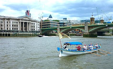 thames clipper delays southwark bridge london
