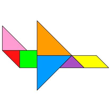 imagenes de barcos con figuras geometricas 100 figuras geom 233 tricas infantiles en dibujos para ni 241 os