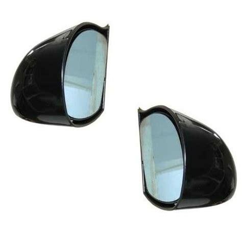 door mirrors dtm style black paintable car door mirrors
