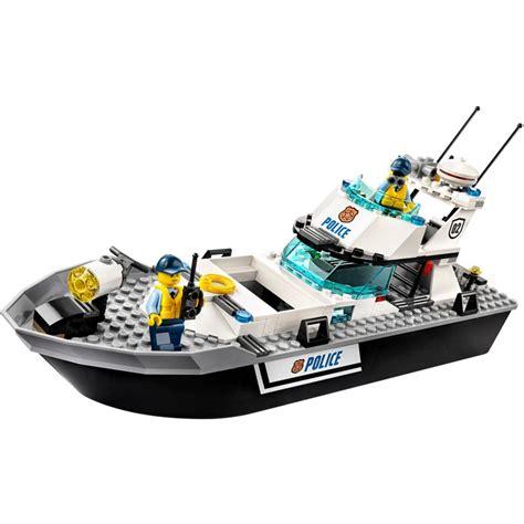 all lego boat sets lego 60129 police patrol boat lego 174 sets city mojeklocki24