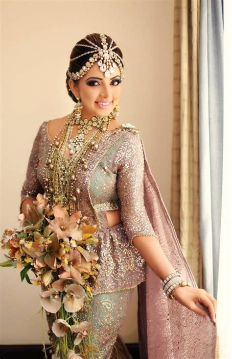 Sri Lankan Wedding by Srilankan Model Udari Kaushalya Laska Glambuzzzzzz