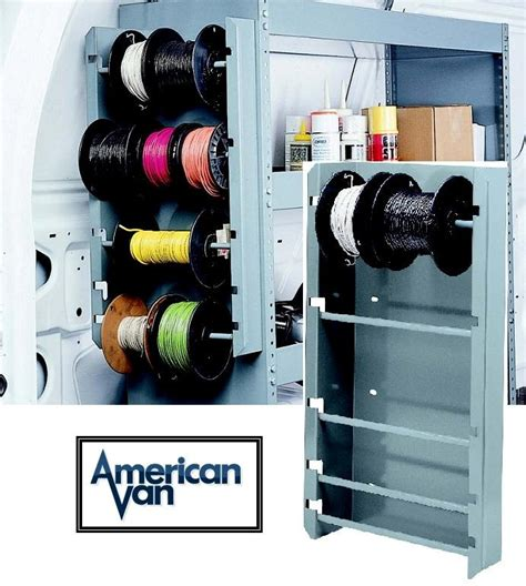 heavy duty wire reel rack for easy reel storage from
