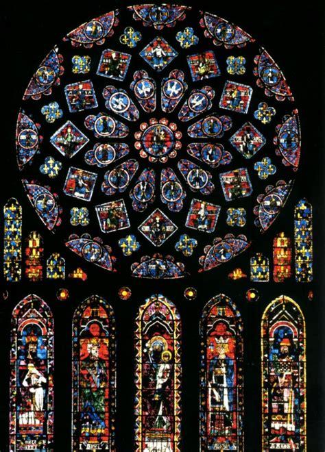 Fensterdeko Weihnachten Häkeln by 중세의 빛 샤르트르 대성당의 스테인드 글라스 네이버 블로그