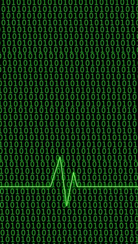 binary tattoo generator binary code with heartbeat the iphone wallpapers