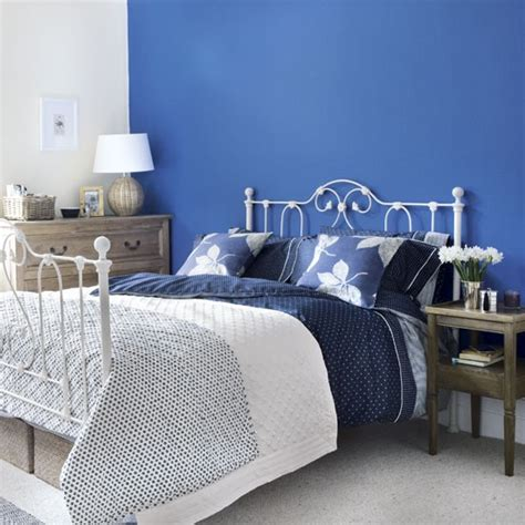 blue bedroom decorating ideas for