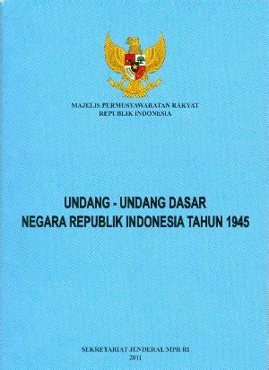 Undang Undang Perseroan Terbatas 1 amandemen undang undang dasar setelah reformasi febria rahma dewi