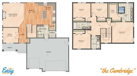 cambridge homes floor plans easy duluth the cambridge