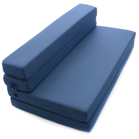 Mattress For Sleeper Sofa Tri Fold Mattress Folding Sofa Bed Furniture Home Improvement Inspiration