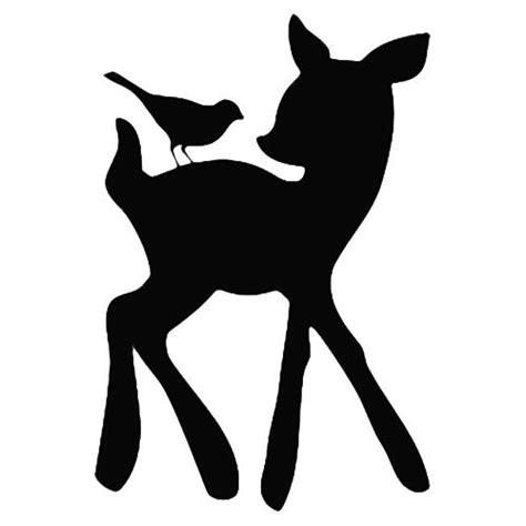 printable vinyl for silhouette bambi die cut vinyl decal pv769 patchwork applique