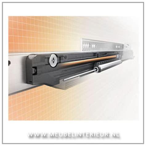 lade per terrari blum movento ladegeleider 600 mm 40 kg meubelinterieur nl
