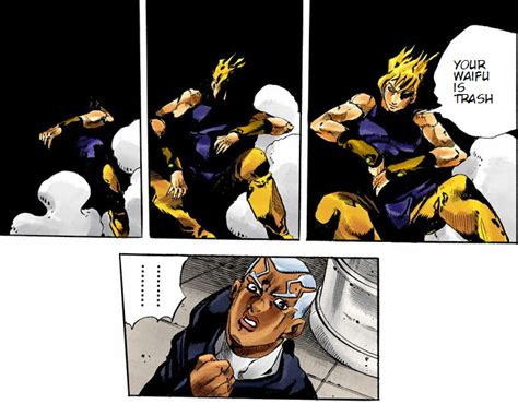 Jojo Memes - daily jojo meme 101 animemes