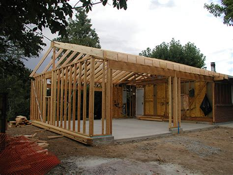 garage addition what do i need to consider when building a garage addition