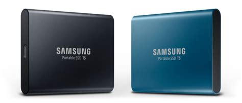 2 samsung portable ssd t5 samsung electronics introduces new portable ssd t5 the evolution in fast reliable