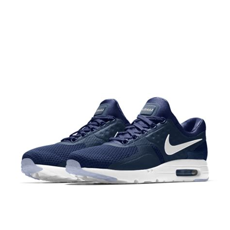 Nike Airmax Zero White Navy nike air max zero id midnight navy white mens shoes for sale