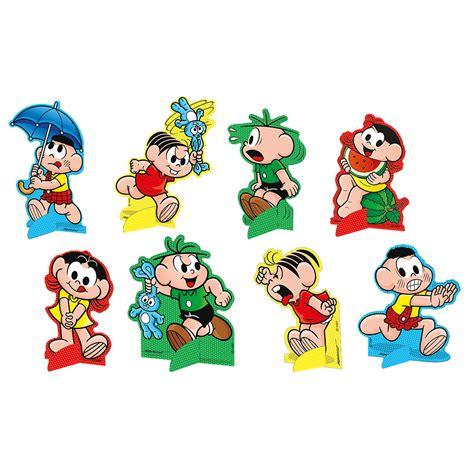 Super Mario Home Decor by Decora 231 227 O De Mesa Turma Da M 244 Nica C 8und Mega Festa Artigos Para Festa Em Curitiba