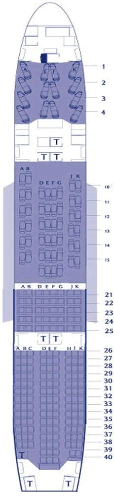 ba 777 seat map airways airlines aircraft seatmaps airline