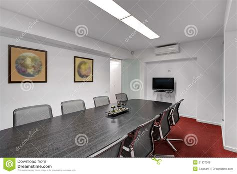 what does room and board consist of meeting room from a modern office stock photo image 51937008