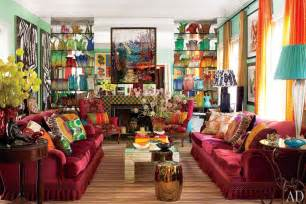 different styles of decorating a home 5 reasons to love eclectic maximalist style
