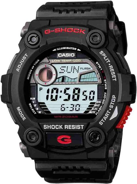 Casio Gshock G7900 by Casio G Shock G Rescue G7900 Cold Resistant Watches