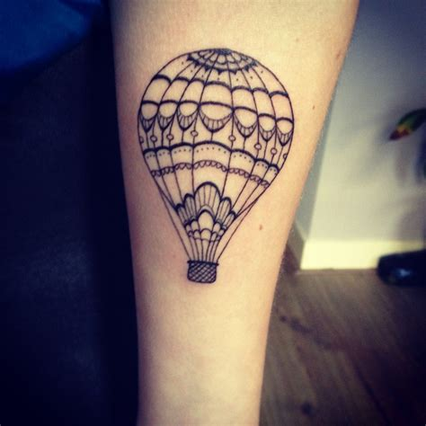 elephant balloon tattoo 29 beautiful balloon tattoo images pictures and photos