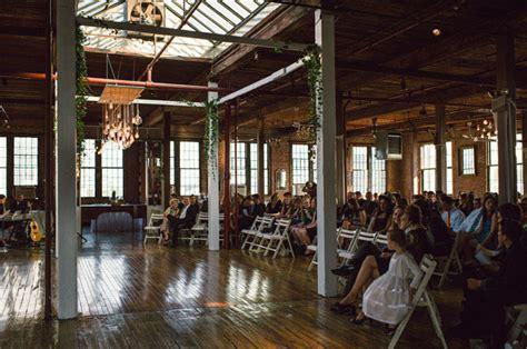 diy metropolitan building wedding trevor