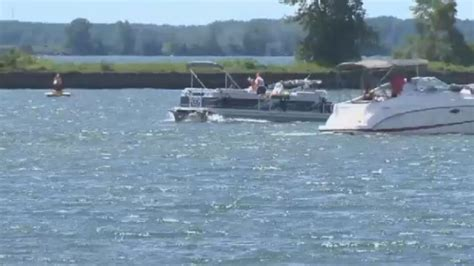 boating accident quebec sq rs up waterway patrols ctv montreal news
