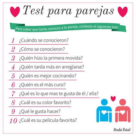test mi ama 17 mejores ideas sobre preguntas de despedida de soltera