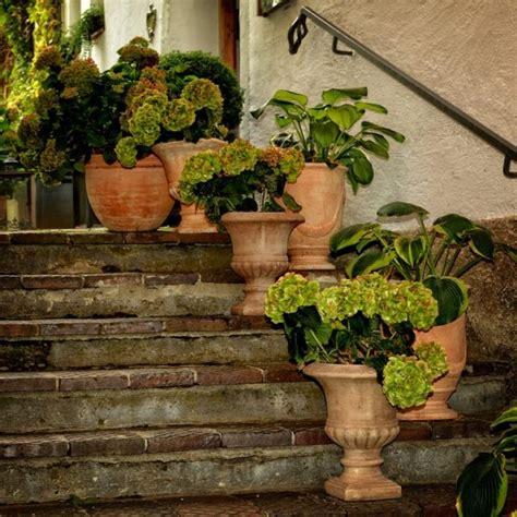 argilla per vasi come scegliere vasi e contenitori per terrazzi e balconi