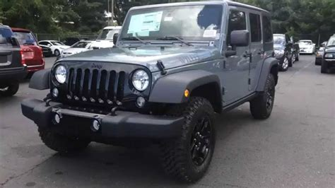 Jeep Unlimited Willys 2014 Jeep Wrangler Unlimited Willys Wheeler
