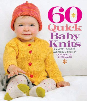 60 Baby Knits Creative Blankets And Knits