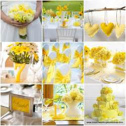 yellow wedding decorations classic weddings and events yellow wedding ideas