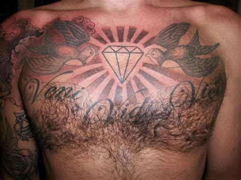 angel chest tattoos for men chest images designs