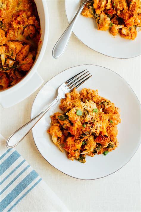 Megan Gilmore No Excuses Detox by Turkey Cauliflower Baked Ziti Bird Food