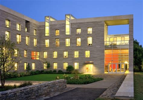 Northeastern University Buildings G H William Rawn Associates