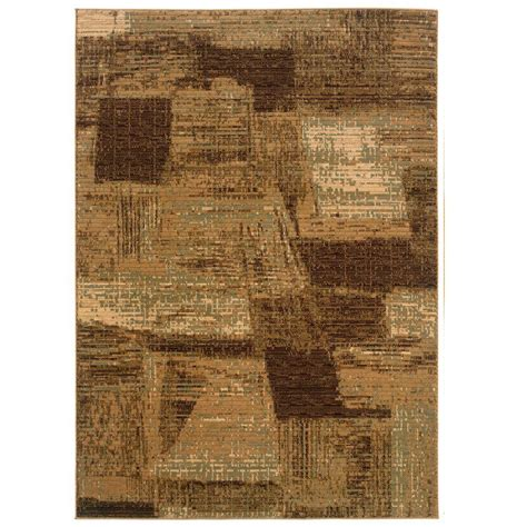 5 X 9 Area Rug Lr Resources Contemporary Light Brown And Rectangle 9 Ft 2 In X 12 Ft 5 In Plush