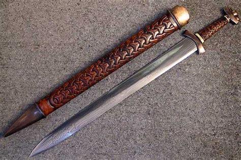 pattern welded viking sword ooc sentinels of freeport page 14 steve jackson